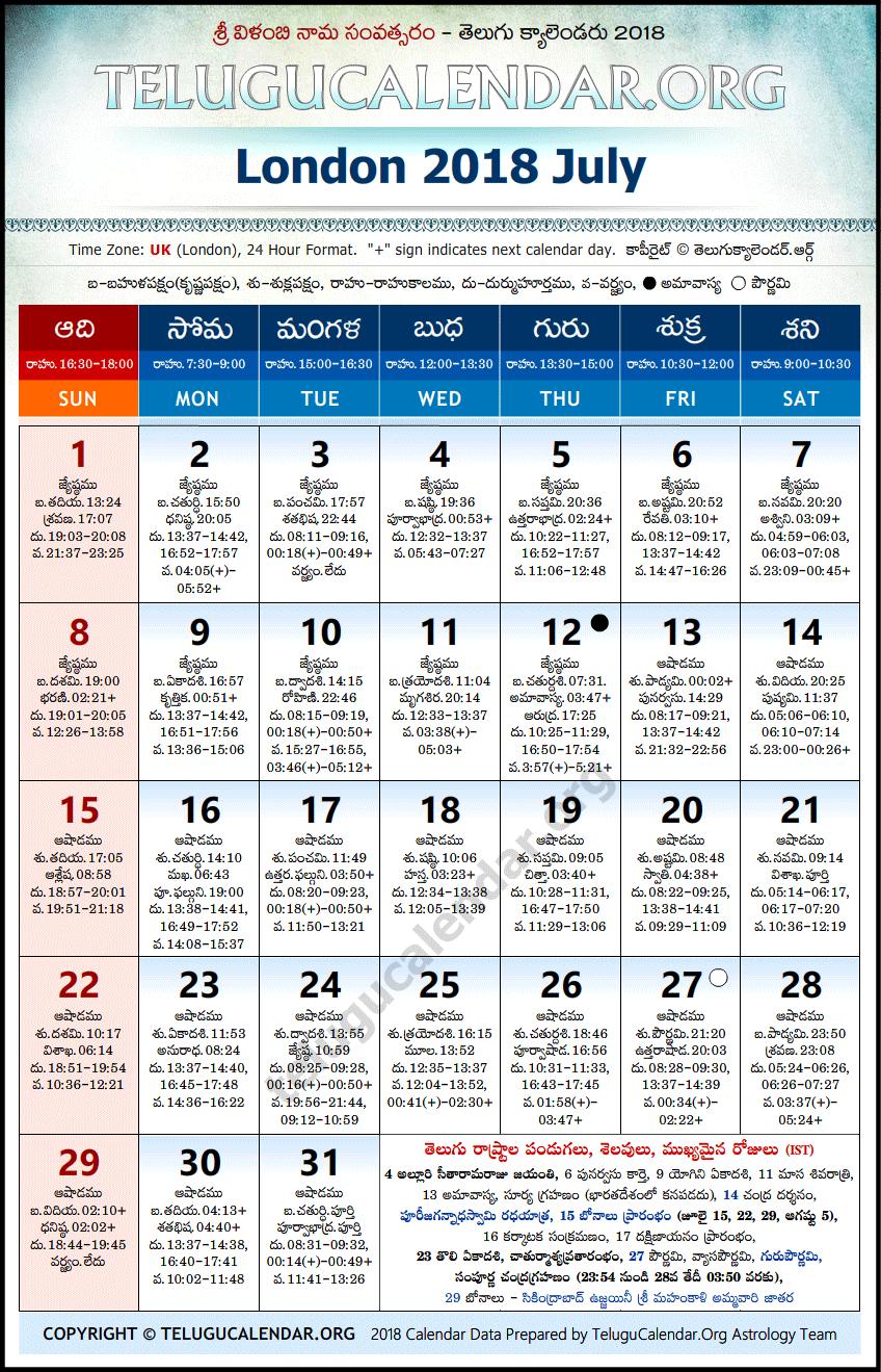 July - 2018